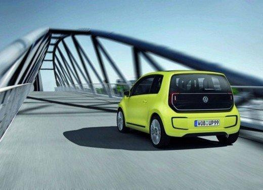 5 stelle EuroNCAP per la Volkswagen up!, citycar compatta e sicura - Foto 5 di 28
