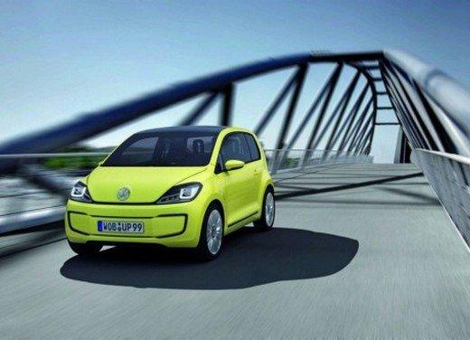 5 stelle EuroNCAP per la Volkswagen up!, citycar compatta e sicura - Foto 6 di 28