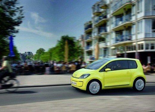 5 stelle EuroNCAP per la Volkswagen up!, citycar compatta e sicura - Foto 7 di 28