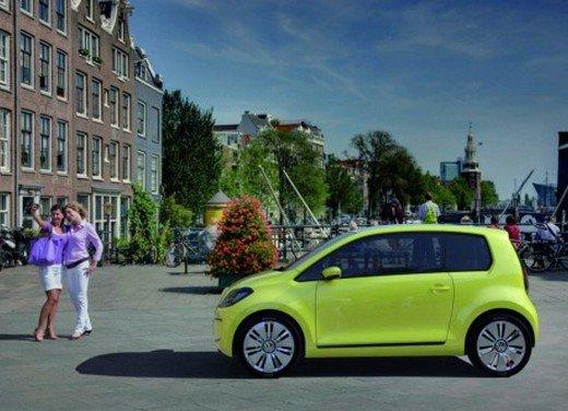 5 stelle EuroNCAP per la Volkswagen up!, citycar compatta e sicura - Foto 9 di 28