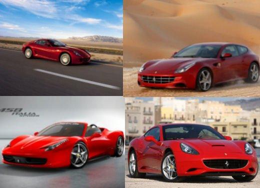 Ferrari 458 Spider, la sostituita della 599 GTB e della Enzo: i futuri progetti della casa di Maranello