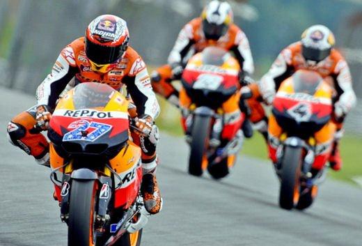 MotoGP 2011: orari tv del GP di Repubblica Ceca a Brno - Foto 10 di 12