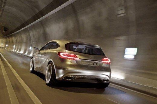 Prime foto degli interni della Nuova Mercedes Classe A - Foto 19 di 19