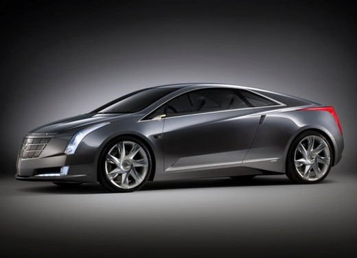 Cadillac ATS a Pebble Beach 2011 - Foto 3 di 7