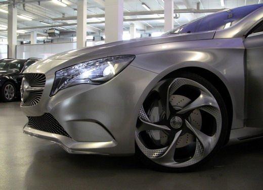 Prime foto degli interni della Nuova Mercedes Classe A - Foto 10 di 19