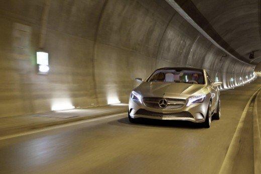 Prime foto degli interni della Nuova Mercedes Classe A - Foto 18 di 19