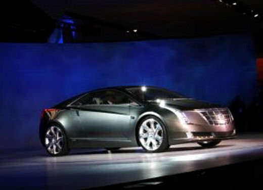 Cadillac ATS a Pebble Beach 2011 - Foto 4 di 7