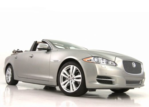 Jaguar XJ Cabrio by NCE