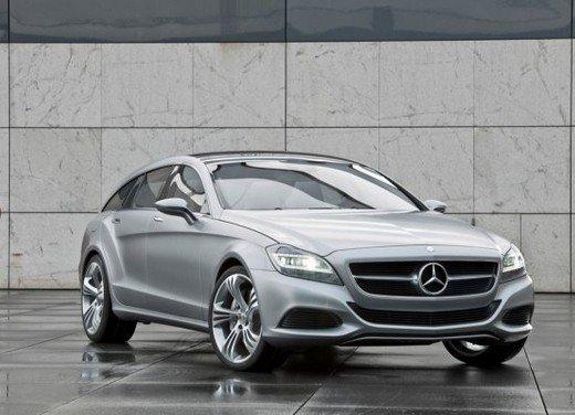Mercedes CLC Station Wagon prime immagini del concept