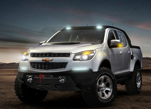 Chevrolet Colorado Rally Concept - Foto 6 di 12
