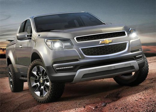 Chevrolet Colorado Rally Concept - Foto 7 di 12