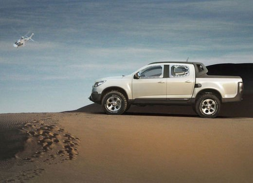 Chevrolet Colorado Rally Concept - Foto 8 di 12