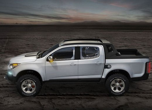 Chevrolet Colorado Rally Concept - Foto 9 di 12
