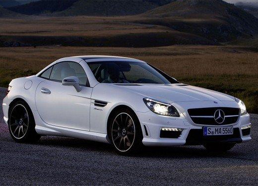 Mercedes SLK55 AMG - Foto 9 di 21