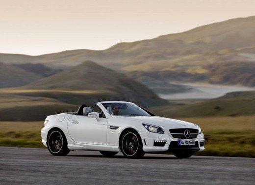 Mercedes SLK55 AMG - Foto 14 di 21