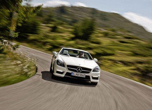 Mercedes SLK55 AMG - Foto 18 di 21