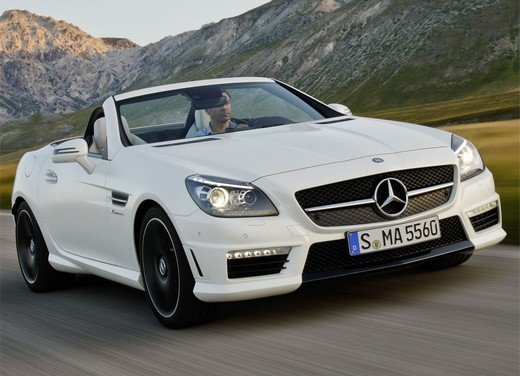 Mercedes SLK55 AMG - Foto 5 di 21