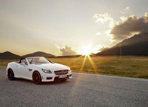 Mercedes SLK55 AMG - Foto 6 di 21