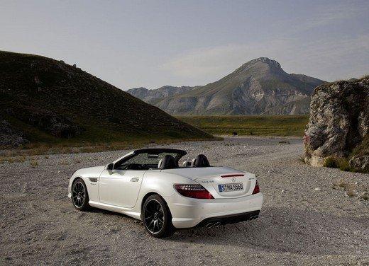 Mercedes SLK55 AMG - Foto 21 di 21