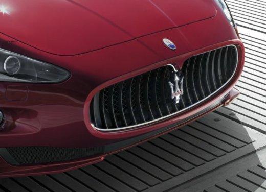Maserati GranCabrio Fendi - Foto 14 di 22