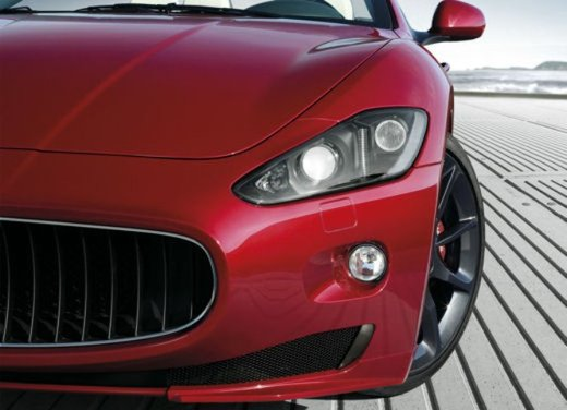 Maserati GranCabrio Fendi - Foto 15 di 22