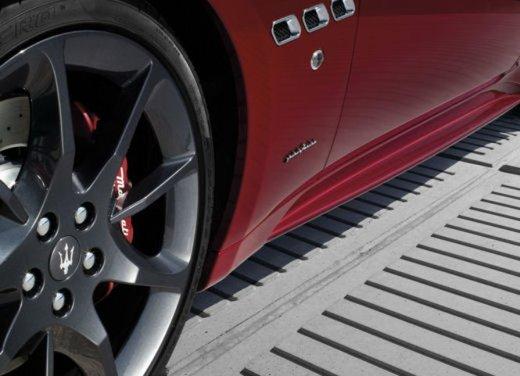 Maserati GranCabrio Fendi - Foto 18 di 22