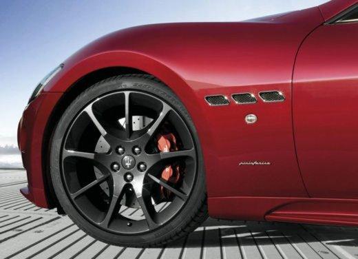 Maserati GranCabrio Fendi - Foto 19 di 22