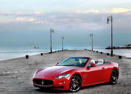 Maserati GranCabrio Fendi - Foto 20 di 22