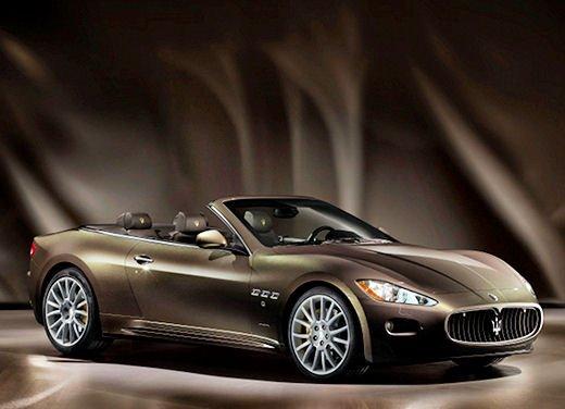 Maserati GranCabrio Fendi - Foto 9 di 22