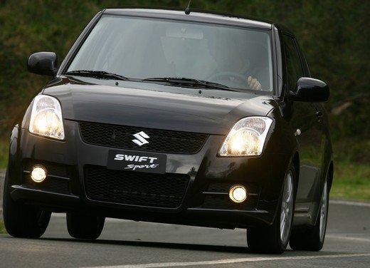 Suzuki Swift Sport, provata la rivale di Fiat 500 Abarth - Foto 26 di 43