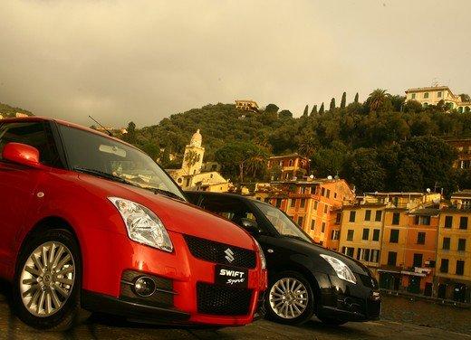 Suzuki Swift Sport, provata la rivale di Fiat 500 Abarth - Foto 27 di 43