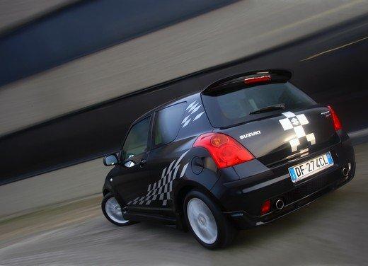 Suzuki Swift Sport, provata la rivale di Fiat 500 Abarth - Foto 43 di 43