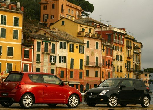 Suzuki Swift Sport, provata la rivale di Fiat 500 Abarth - Foto 31 di 43