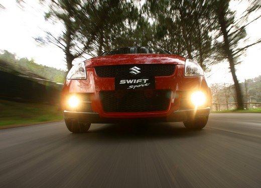 Suzuki Swift Sport, provata la rivale di Fiat 500 Abarth - Foto 23 di 43