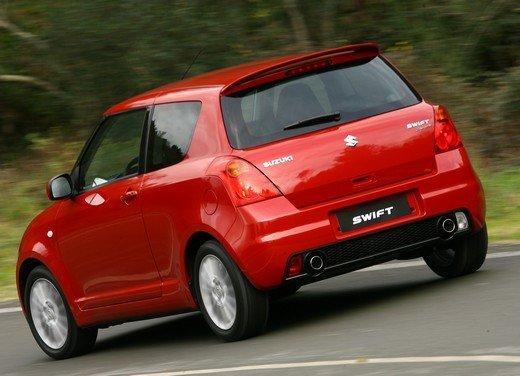 Suzuki Swift Sport, provata la rivale di Fiat 500 Abarth - Foto 24 di 43