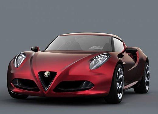 Alfa Romeo 4C prodotta da Maserati a Modena - Foto 10 di 10