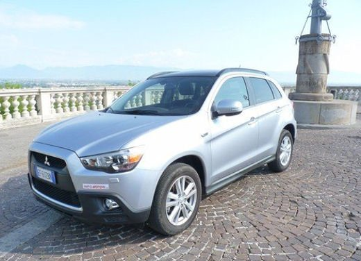 Mitsubishi ASX Long Test Drive