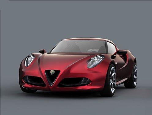 Nuovo motore Alfa Romeo 1.800 da 300 CV - Foto 11 di 19