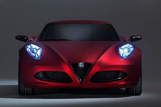 Nuovo motore Alfa Romeo 1.800 da 300 CV - Foto 14 di 19