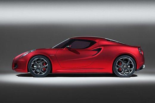 Nuovo motore Alfa Romeo 1.800 da 300 CV - Foto 16 di 19