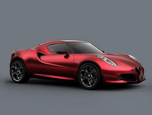 Nuovo motore Alfa Romeo 1.800 da 300 CV - Foto 17 di 19