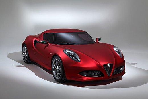 Nuovo motore Alfa Romeo 1.800 da 300 CV - Foto 18 di 19