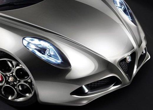 Nuovo motore Alfa Romeo 1.800 da 300 CV - Foto 19 di 19