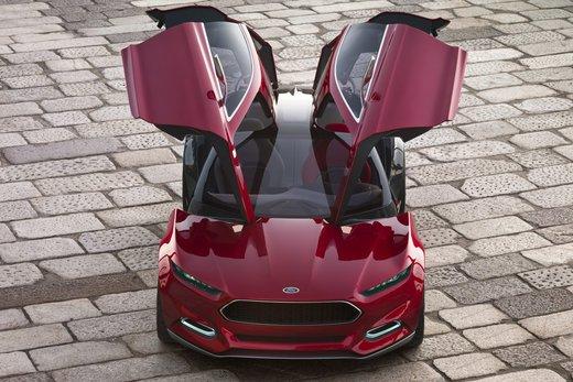 Ford Evos - Foto 28 di 40