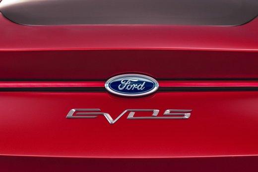 Ford Evos - Foto 35 di 40
