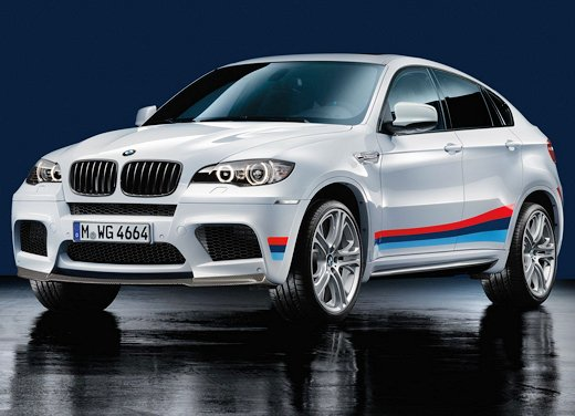 Bmw X6 M Performance Infomotori