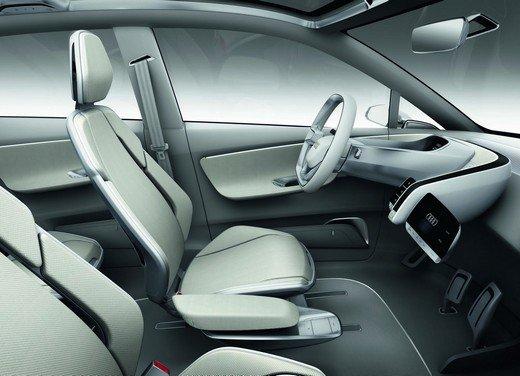 Audi A2 Concept - Foto 17 di 22