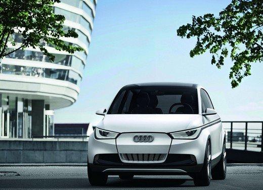 Audi A2 Concept - Foto 2 di 22