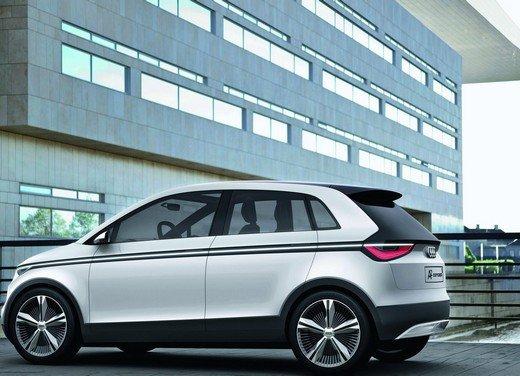 Audi A2 Concept - Foto 3 di 22