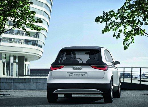Audi A2 Concept - Foto 4 di 22